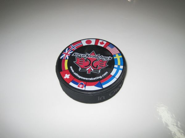Edge Logo World Wide Puck
