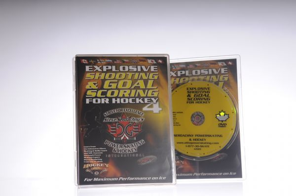 DVD Volume 4 Explosive Shooting & Goal Scoring