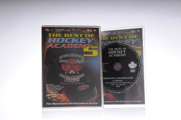 DVD Volume 5 The Best of Hockey Academy